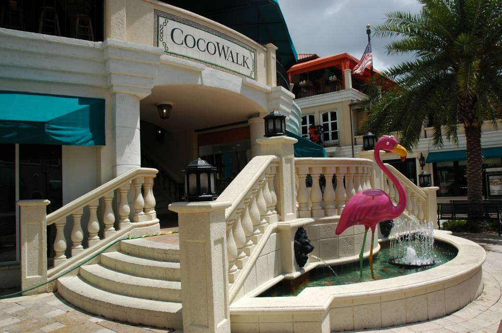 Coco Walk- Coconut Grove