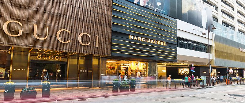 Luxury Shopping in Hong Kong