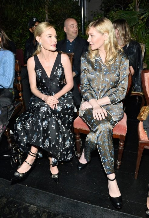 Kate Bosworth and Kirsten Dunst H&M collection