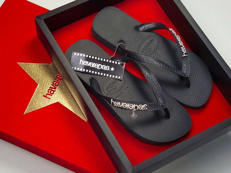 Havaianas Oscar Night Model