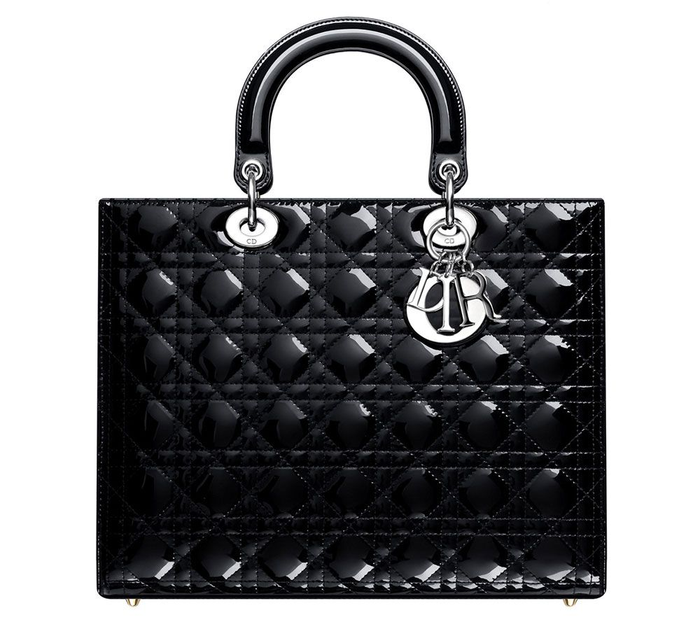 Christian Dior Lady Dior Large Bag